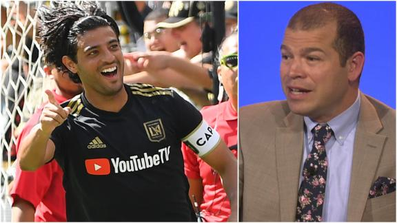 Moreno: LAFC need to back up record season with MLS Cup
