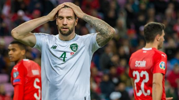 Ireland miss chance to qualify for Euro 2020