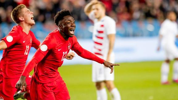 Canada defeat USMNT for first time in 34 years