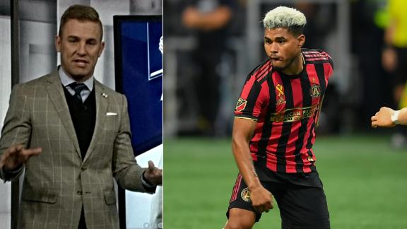 Twellman: Josef Martinez has a chip on his shoulder