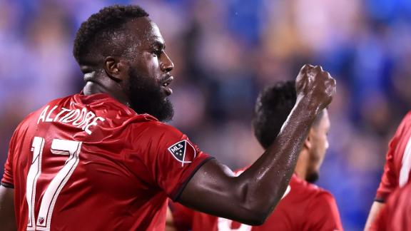 How crucial is Altidore to Toronto's MLS Cup hopes?