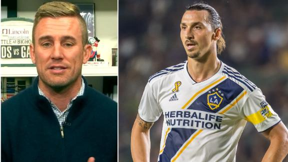 Twellman: We may have seen the last of Zlatan in MLS