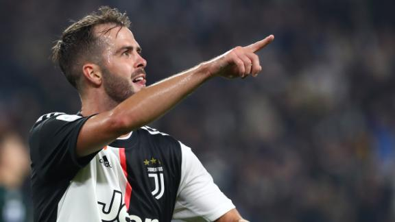 Pjanic rescues win for Juventus vs. Bologna