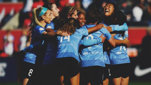 Kerr sends Red Stars to first NWSL Championship