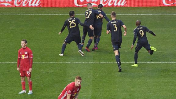 Union stun Red Bulls in epic comeback