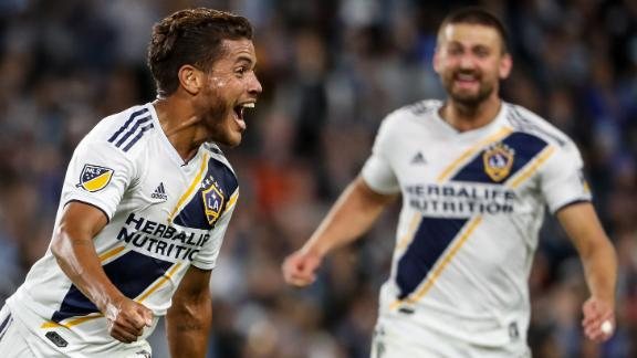 Every goal from the first round of the MLS Cup Playoffs
