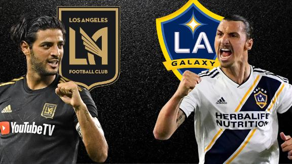 LAFC vs. LA Galaxy: The best of El Trafico in 2019