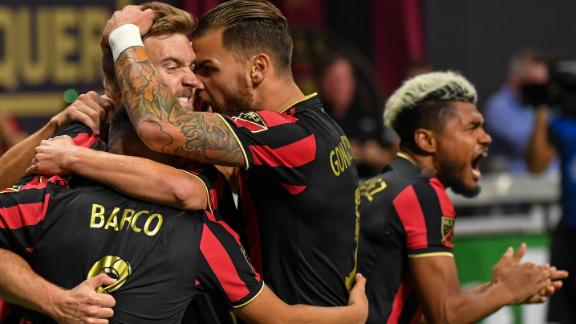 Martinez seals win sends Atlanta to Eastern Conference final