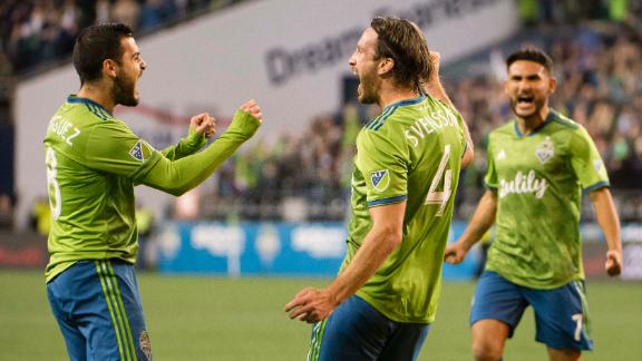 Sounders reach Western final, end Rimando's career