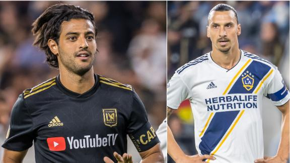 Zlatan: I made LAFC and Carlos Vela famous