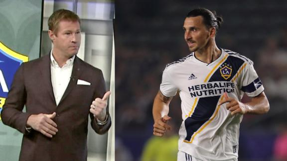 McBride: Zlatan's MLS jibes 'pissed me off'