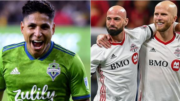 How Seattle & Toronto FC 'flew under the radar'