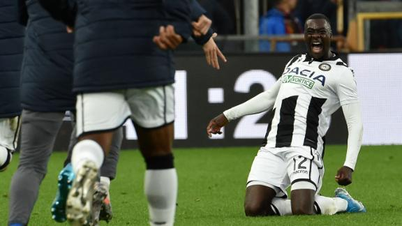 Udinese start post-Tudor era with Genoa win