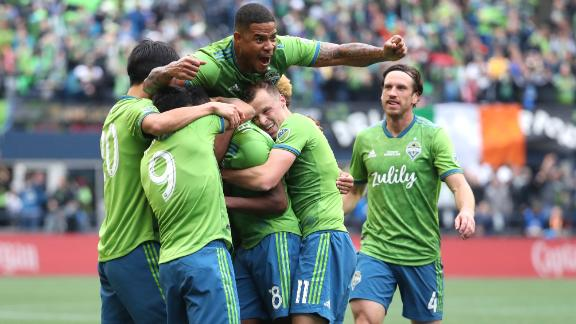 Why Seattle-Toronto was closer than the scoreline suggests