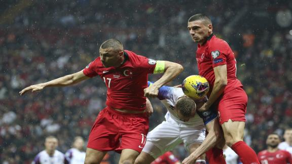 Turkey secure Euro 2020 berth in tense draw
