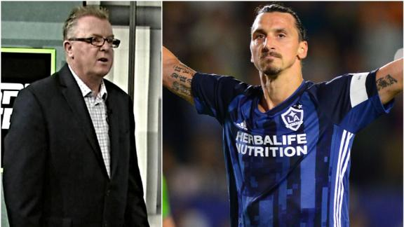 Nicol: MLS will move on from Zlatan Ibrahimovic
