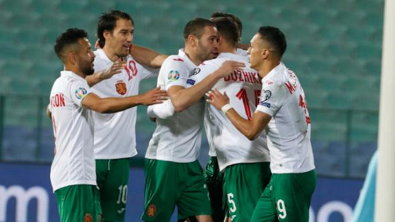 Bulgaria stun Czech Republic in Sofia