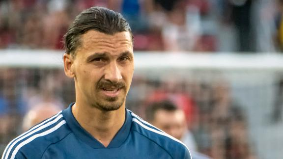 Zlatan to Tottenham 'not a gamble at all'