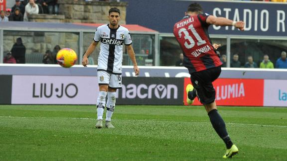 Bologna snatch a spectacular late draw vs. Parma