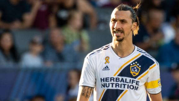 Zlatan Ibrahimovic 'not the answer' for Serie A