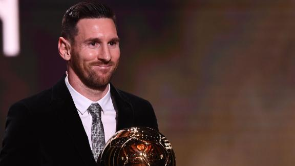 Why Messi deserved the Ballon d'Or over Van Dijk