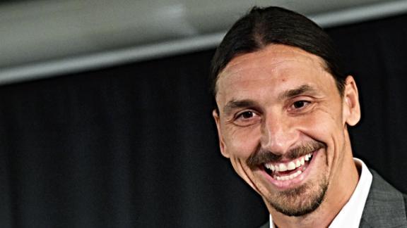 Moreno: Zlatan will go to a top tier team, not AC Milan