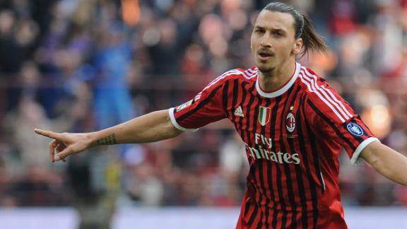 What would Zlatan Ibrahimovic bring to AC Milan?
