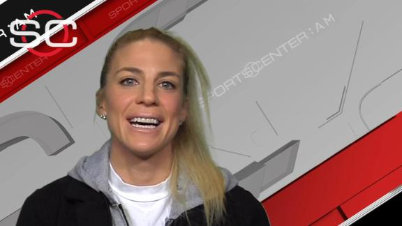 Julie Ertz 'speechless' to be named U.S. Female Player of the Year
