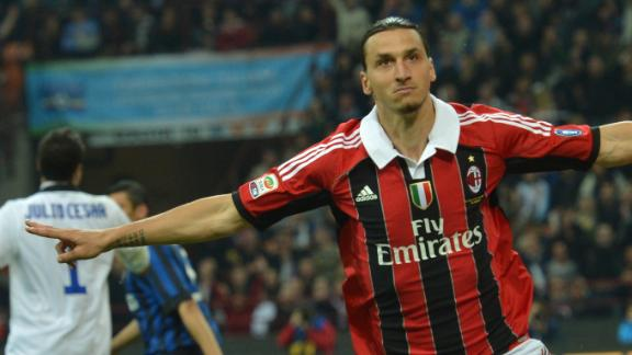 How Zlatan Ibrahimovic fits into a 'poor' Milan side