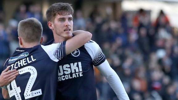 Millwall breeze past Newport County & into FA Cup 4th round