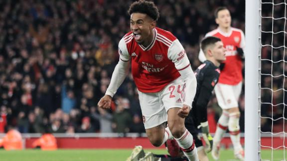 Reiss Nelson sends Arsenal to FA Cup 4th round