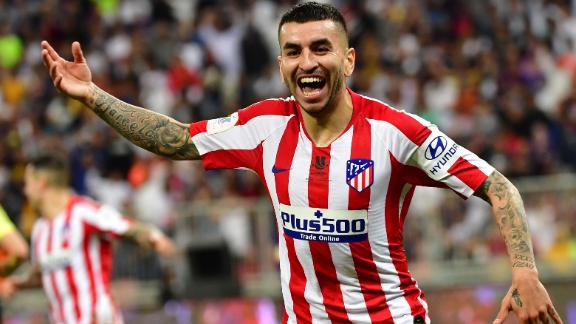 Atleti outlast Barca to book spot in Supercopa final
