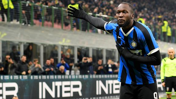 Lukaku's brace helps Inter into Coppa Italia quarterfinals