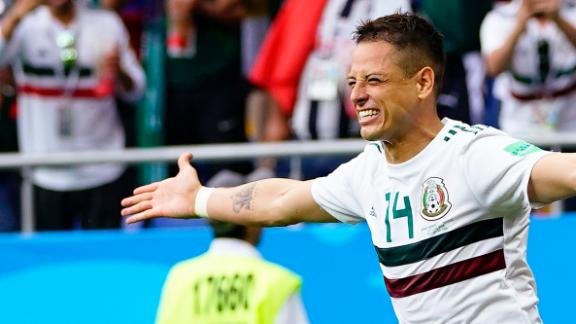 Chicharito's move to LA Galaxy is 'fantastic' for both sides