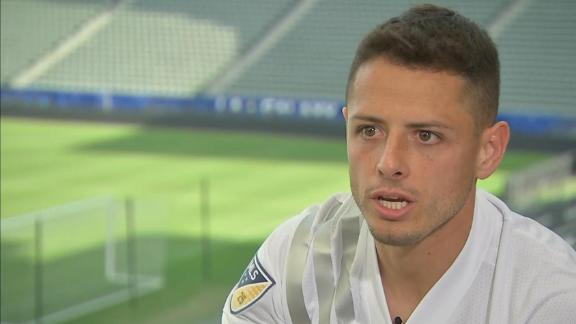 EXCLUSIVE: Chicharito defends his 'retirement' comment