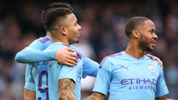 Man City make quick work of Fulham after Tim Ream sent off