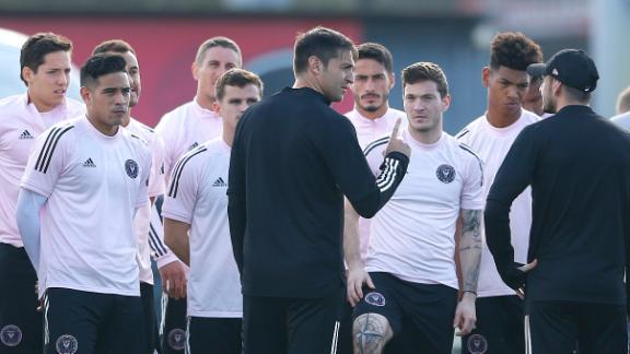 Herculez Gomez 'taken aback' by Inter Miami's roster build