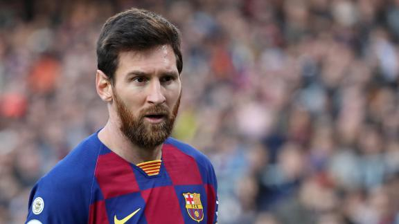Lionel Messi delivered 'subtle messages' about Barcelona