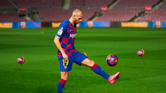 Will Barca signing Braithwaite force a rethink of the rules?