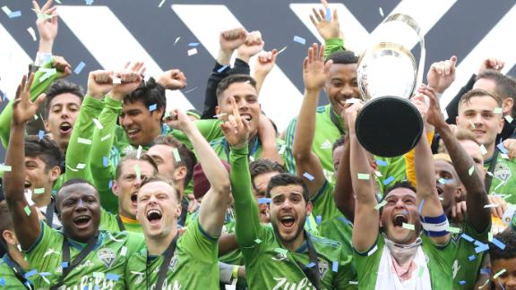 Why the Seattle Sounders will repeat as MLS champions