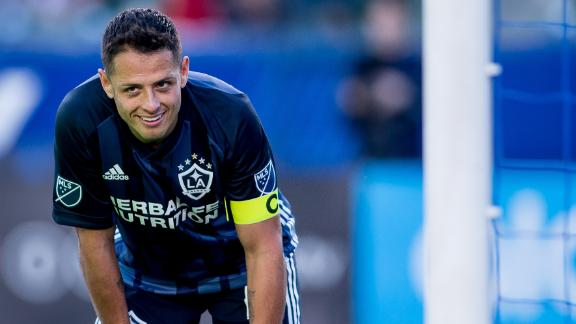 Will Chicharito be a flop for the LA Galaxy?