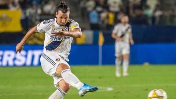 Zlatan leaving will be 'addition by subtraction' for LA Galaxy