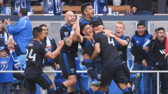 Alanis salvages draw for Earthquakes