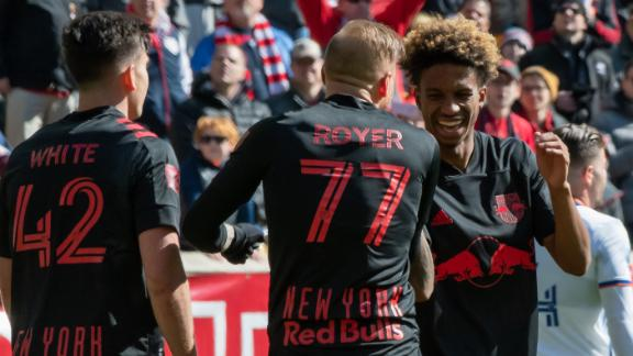Red Bulls hold off FC Cincinnati