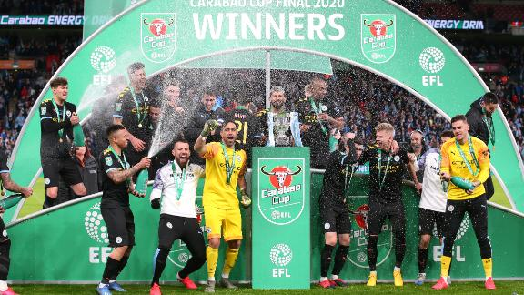 Man City's strength on display in Carabao Cup win