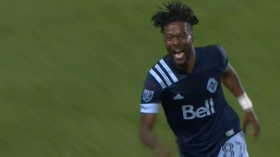 Whitecaps spoil Chicharito's home debut with LA Galaxy