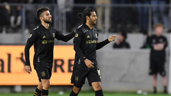 LAFC & Philadelphia play to thrilling draw