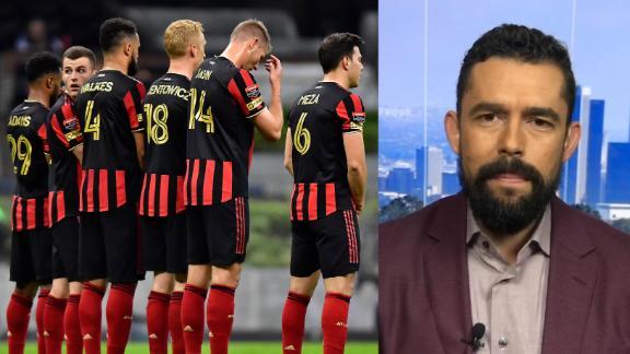 Gomez: No Josef Martinez, no party for Atlanta United