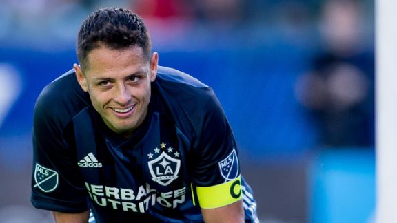 MLS's all-time biggest stars: No. 3, Chicharito