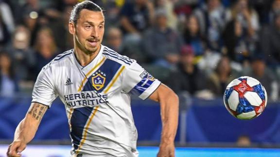 MLS's all-time biggest stars: No. 2, Zlatan Ibrahimovic